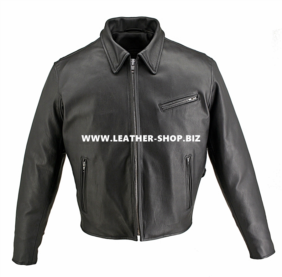 horsehide-leather-racer-jacket-snap-down-collar-style-www.leather-shop.biz-front-pic.jpg