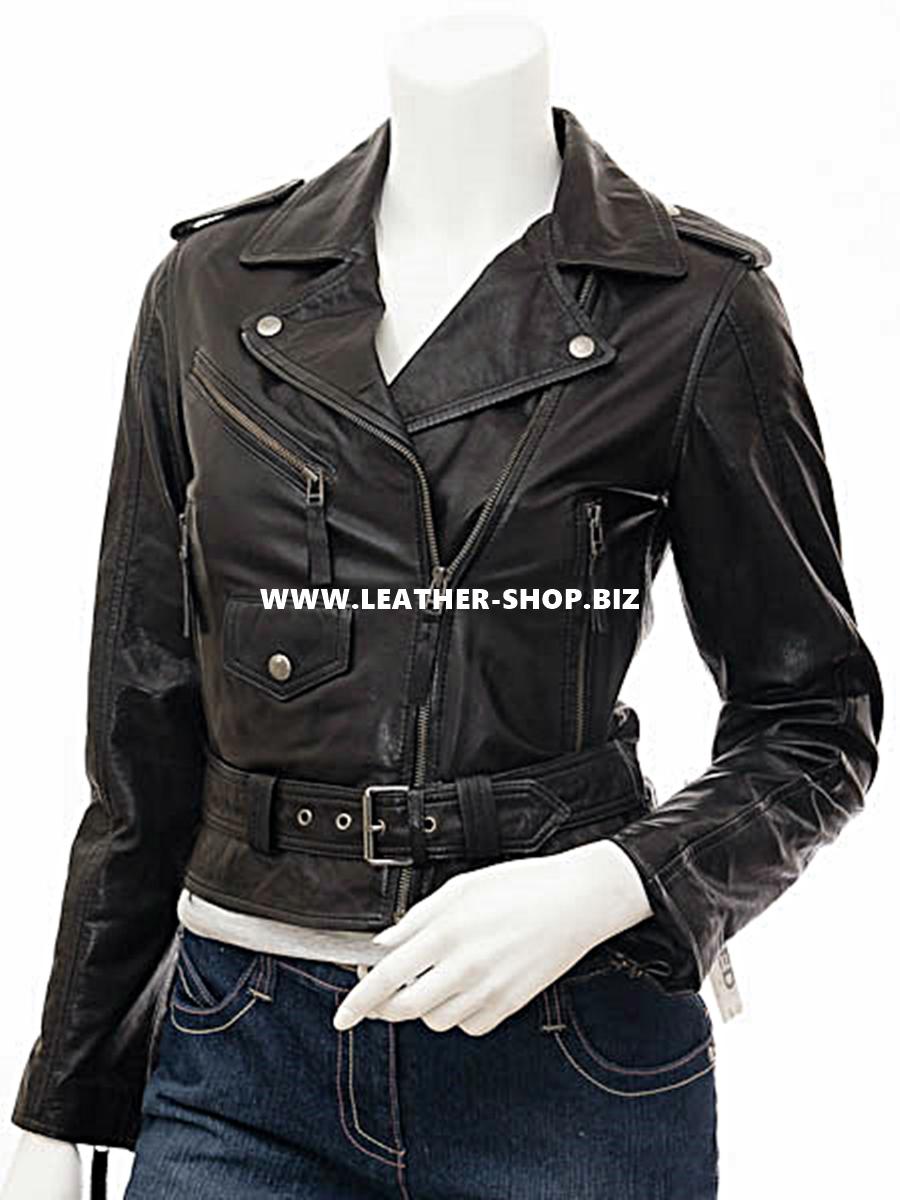 daamid-nahk-jope-eritellimusel valmistatud-biker-style-llj615-www.leather-shop.biz-front-pic.jpg