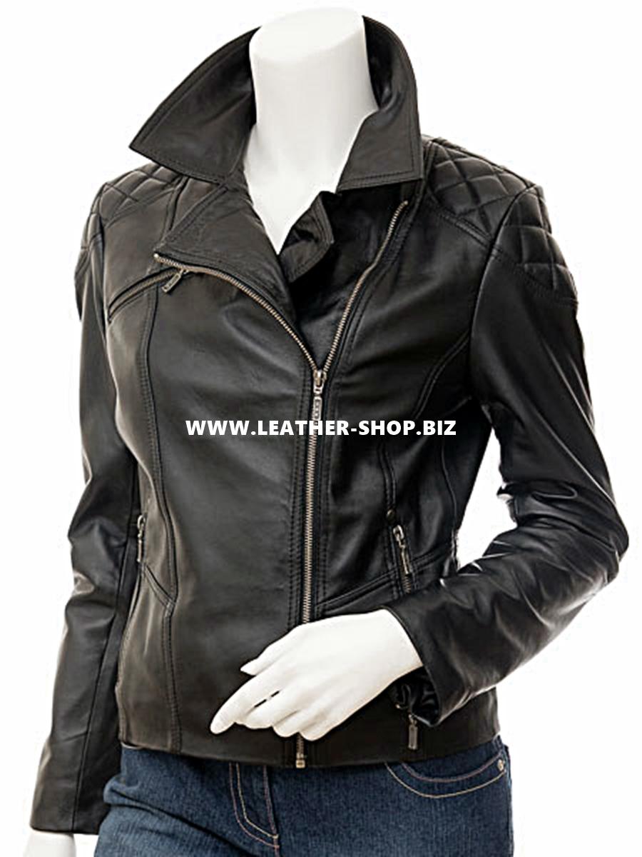 ladies-leather-jacket-custom-made-diamond-stitch-style-llj603-www.leather-shop.biz-front-pic.jpg