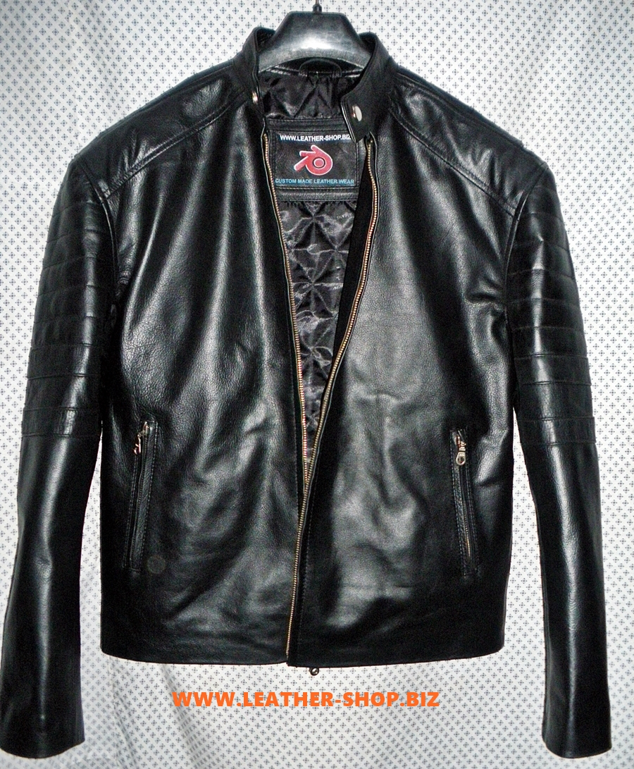 pánská kožená bunda-závodník-styl-mlj225-www.leather-shop.biz-front-open-límec-pic.jpg