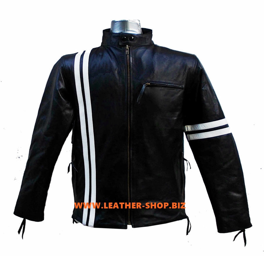 mens-leather-jacket-racer-style-mlj236-white-stripes-www.leather-shop.biz-front-pic.jpg