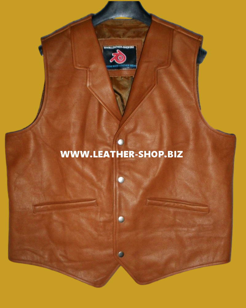 mens-leather-vest-western-style-mlv84-light-brown-shown-www.leathershopworldwide.com-front-pic.png