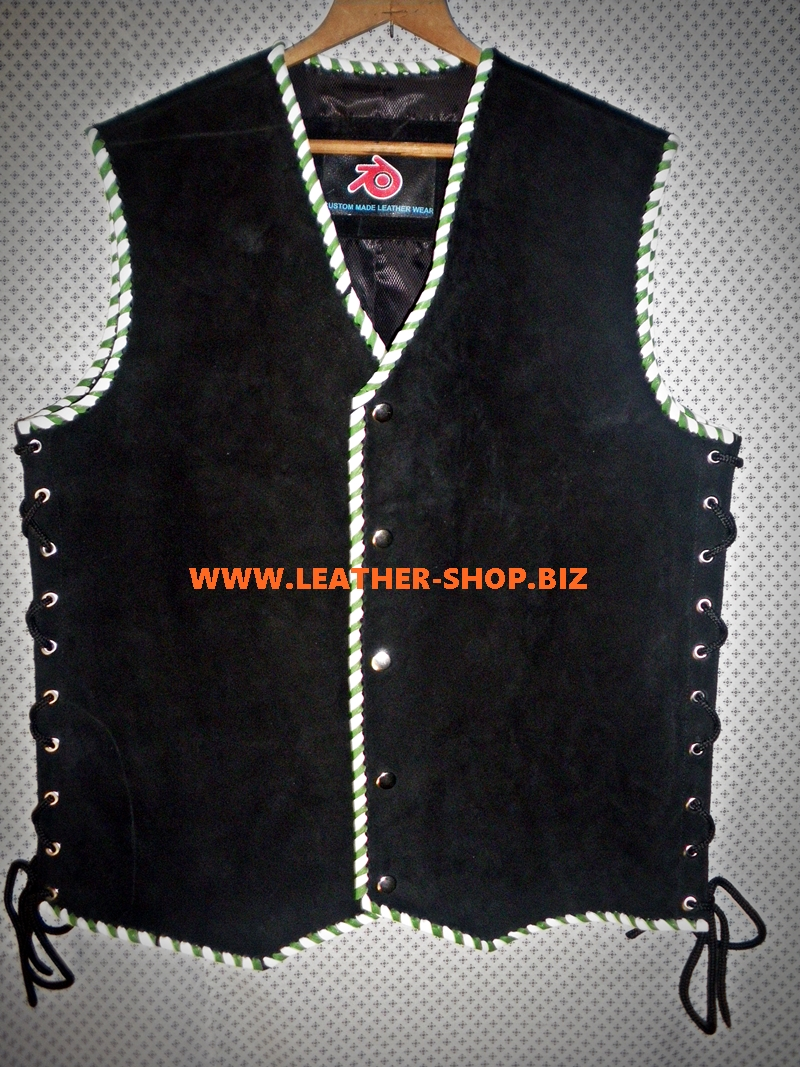 suede-leather-vest-custom-made-style-mlv840b-green-white-braid-www.leather-shop.biz-front-pic.jpg